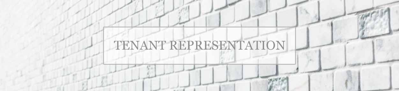 Tenant Representation